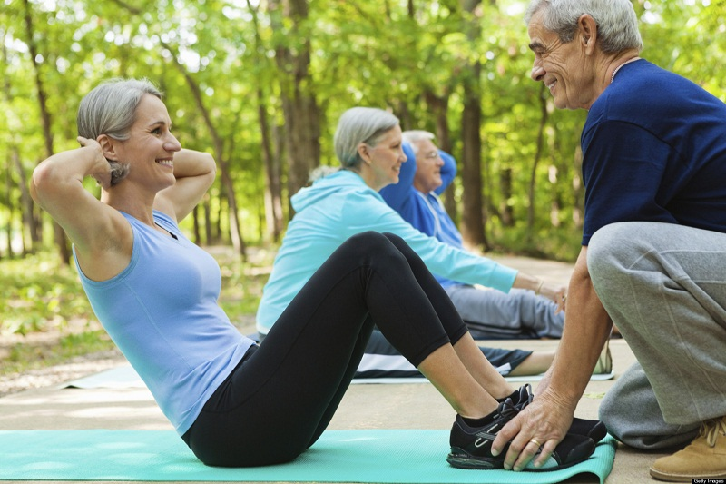 Steps To Senior Exercise Motivation